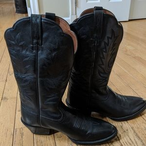 Ariat Women's Leather Western Boots